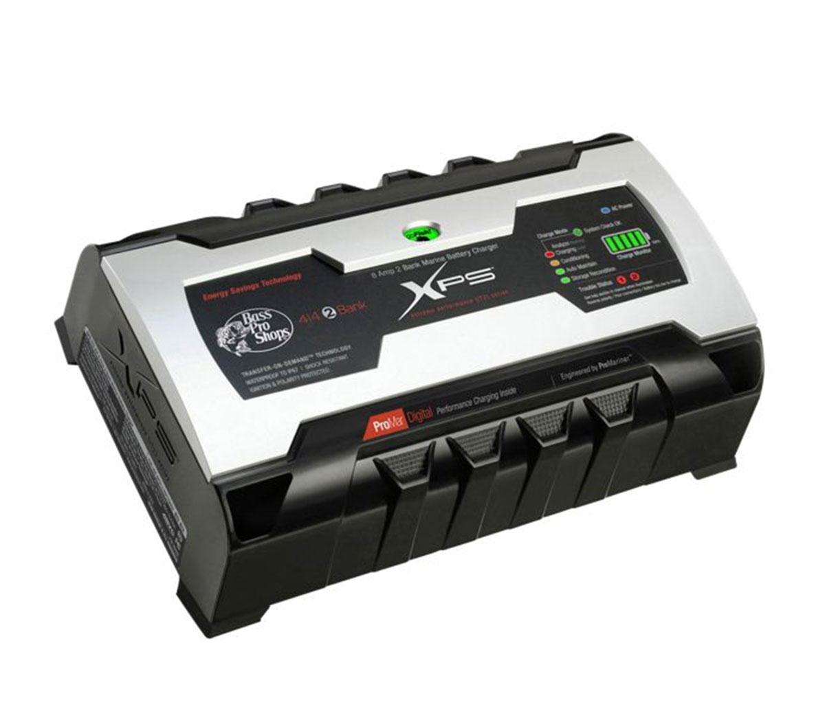 Bass Pro Shop Onboard Battery Charger