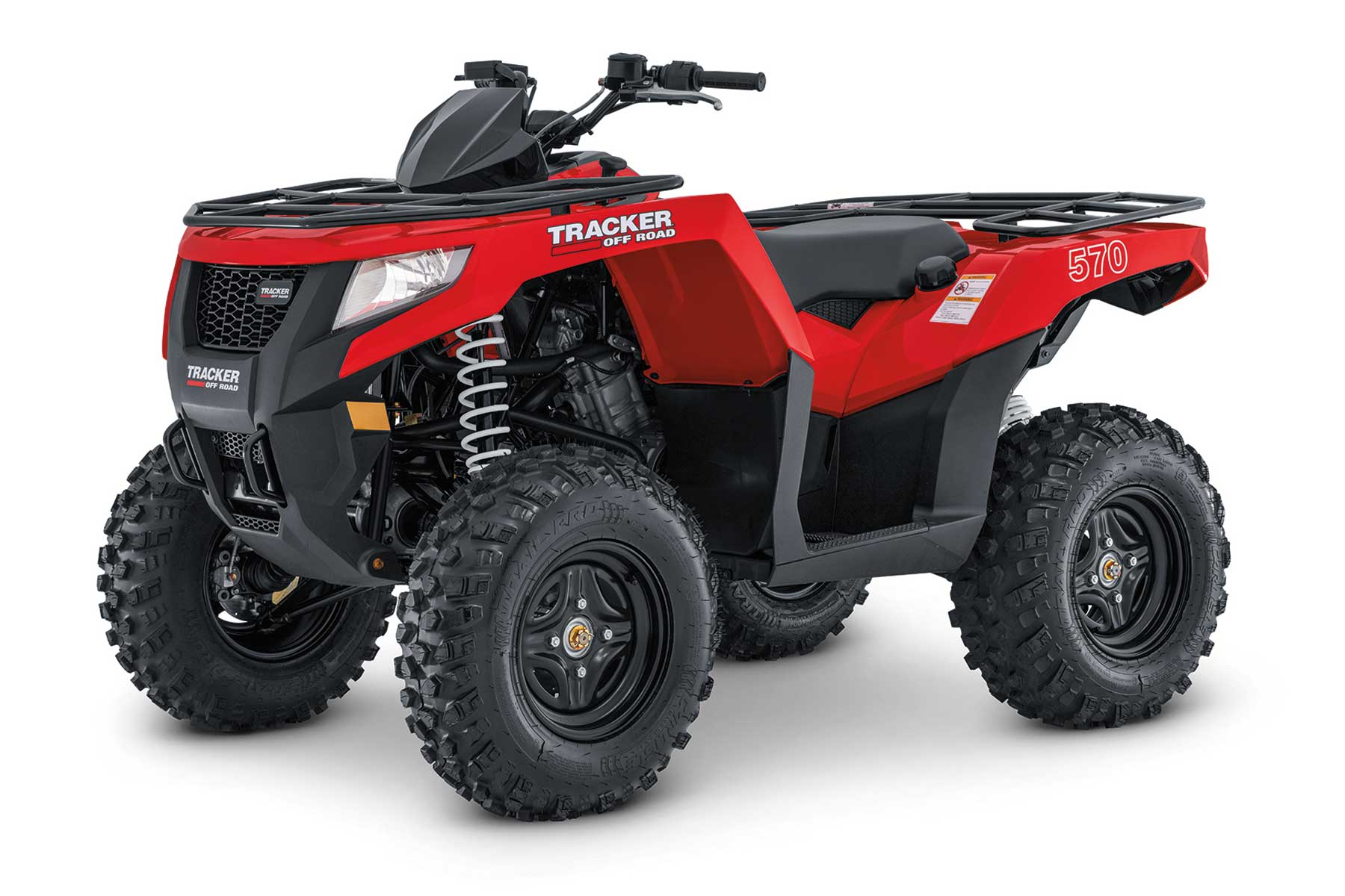 Tracker Off road 570