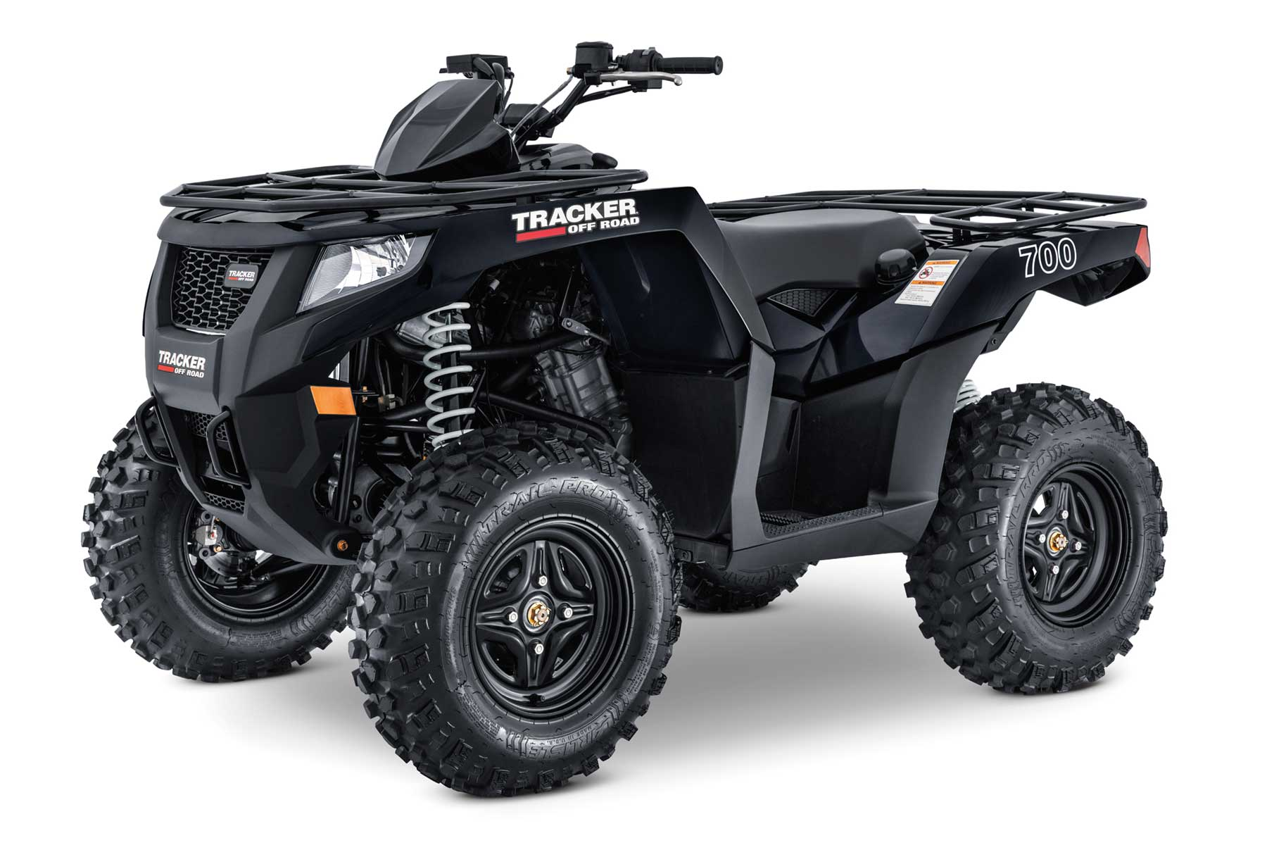 Tracker Off road 700