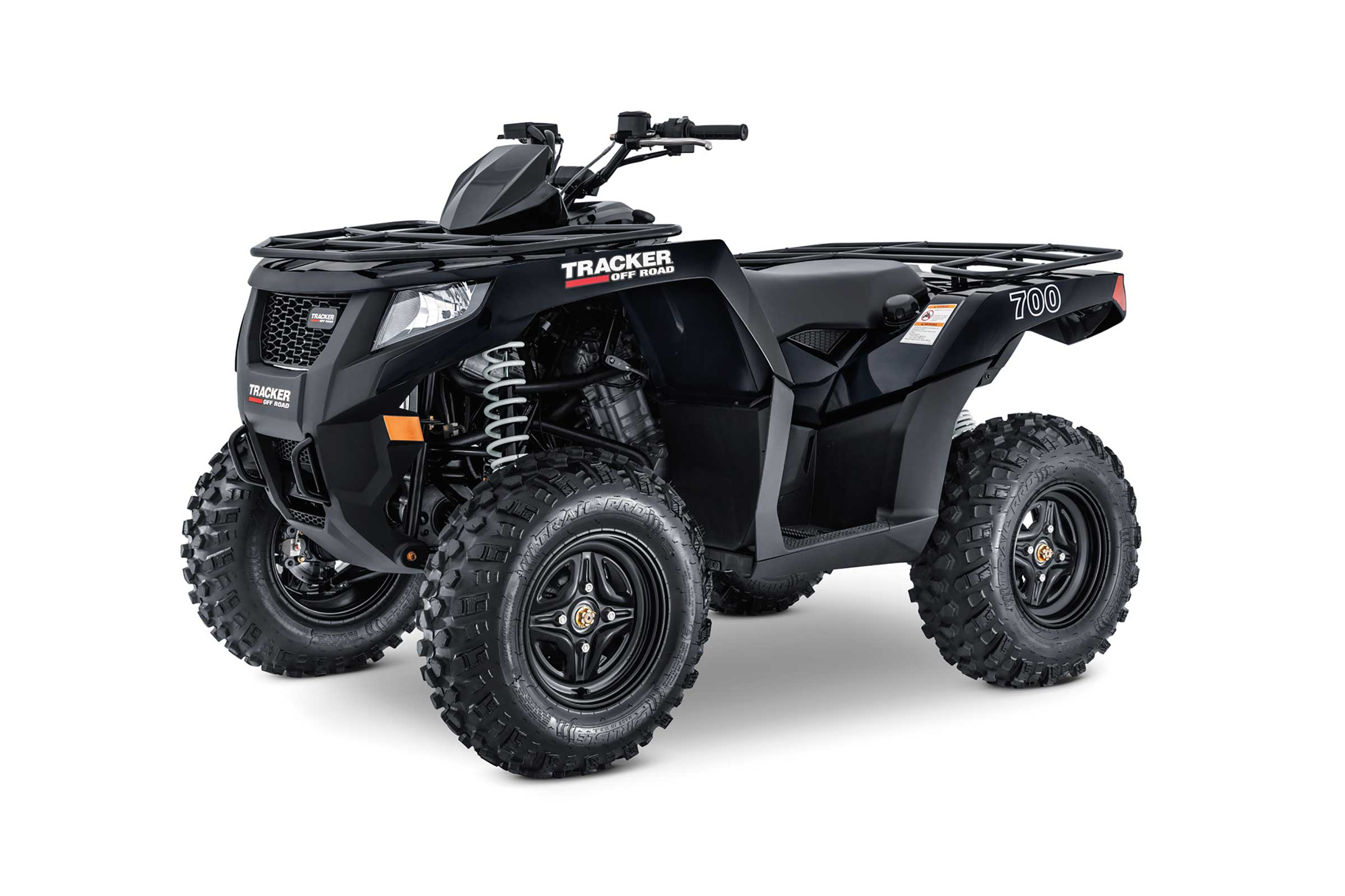 Tracker Off road ATVs